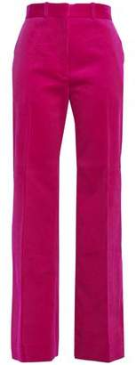 Sandro Cotton-corduroy Straight-leg Pants