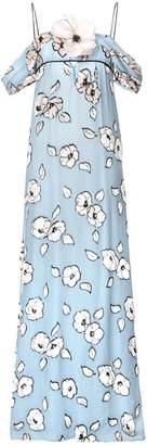 Carolina Herrera floral maxi dress