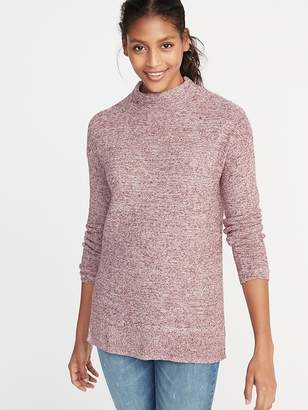 Old Navy Textured-Stitch Turtleneck Sweater for Women
