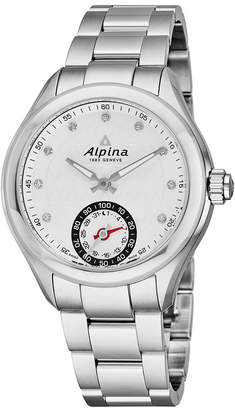 Alpina Women's Smartwatch Diamond Watch