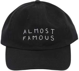 Almost Famous Embroidered Baseball Hat