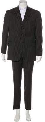 Paul Smith Wool Notch-Lapel Suit