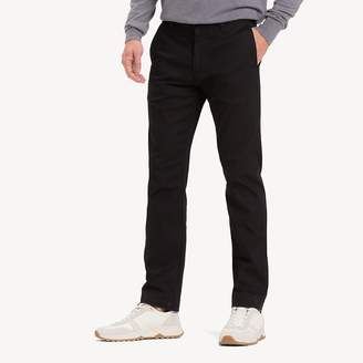 Relaxed Fit Stretch Chinos
