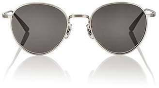 Oliver Peoples The Row Men's Brownstone 2 Sunglasses - Silver