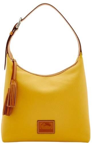 Dooney & Bourke Patterson Leather Paige Sac Shoulder Bag - DANDELION - STYLE