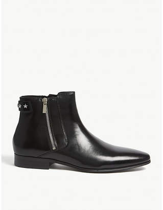 Aldo Sthephanus leather ankle boots