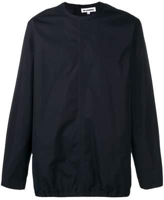 Jil Sander buttoned back shirt