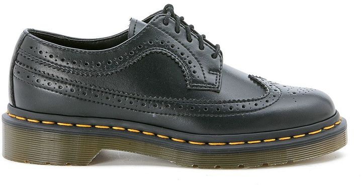 Dr. Martens Dr Martens Black Lace Up Brogue Shoes
