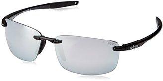 Revo Descend N RE 4059 Polarized Rectangular Sunglasses $113.80 thestylecure.com
