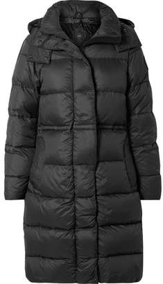 Canada Goose Arosa Hooded Quilted Shell Down Parka - Black