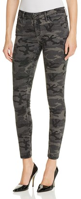 Black Orchid Jude Super Skinny Jeans in Black Camo $158 thestylecure.com