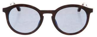 Thierry Lasry Flaky Reflective Sunglasses w/ Tags