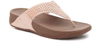 FitFlop Glitzie Wedge Sandal - Women's