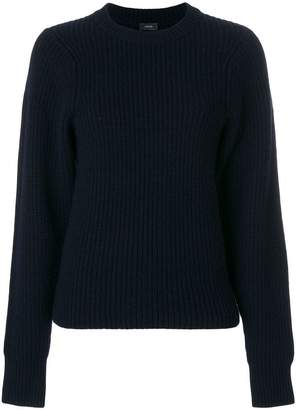 Joseph ribbed knit sweater