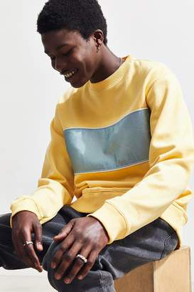 Urban Outfitters Colorblocked Crew Neck Sweatshirt