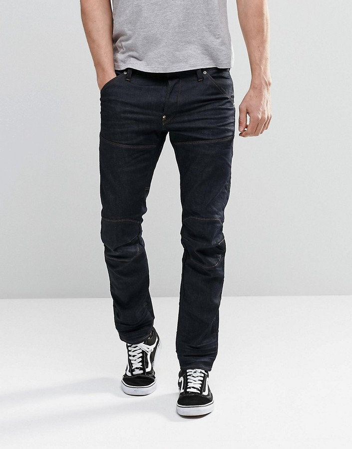 G Star G-Star 5620 3D Slim Jeans in 3d Raw