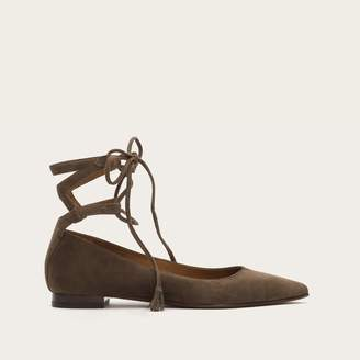 The Frye Company Sienna Ghillie Ballet