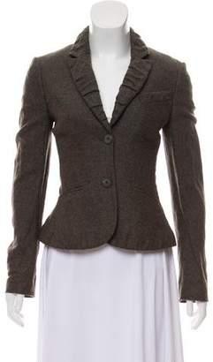 AllSaints Wool Blazer