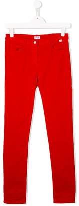 Il Gufo TEEN straight-leg jeans