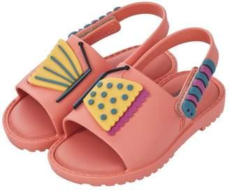 Mini Melissa Butterfly Sandal