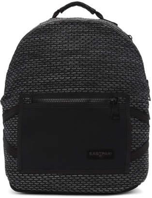 Eastpak Black Padded Bright Twine Backpack