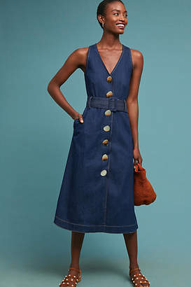 Paper London Wallace Denim Dress