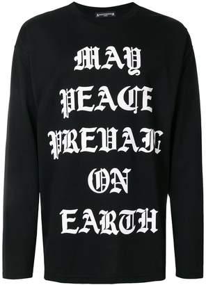 Mastermind Japan printed sweatshirt
