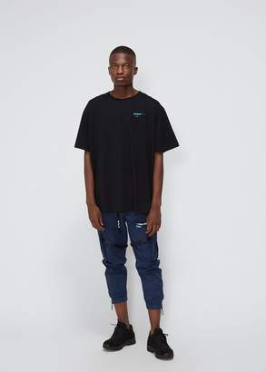 Off-White Gradient Short Sleeve Over Tee