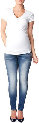 Noppies 'Tara' Over the Belly Skinny Maternity Jeans