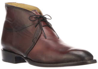 Lucchese Men's Evan Leather Chukka Boots