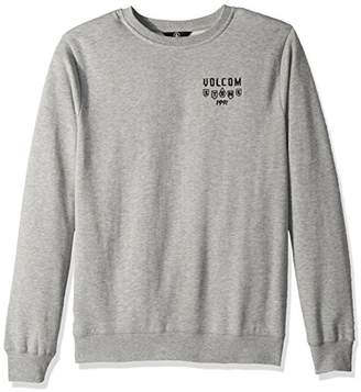 Volcom Men's Reload Crew Neck Fleece