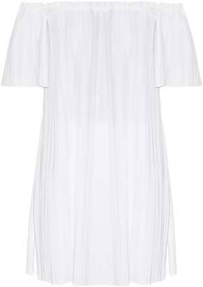 ADAM by Adam Lippes Off-the-shoulder tunic top