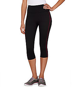 Spanx Compression Knee Pant with Contrast Stripe $72.96 thestylecure.com