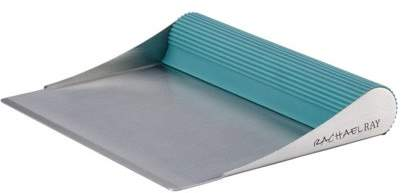 Rachael Ray Cucina Tools and Gadgets Bench Scrape, Agave Blue