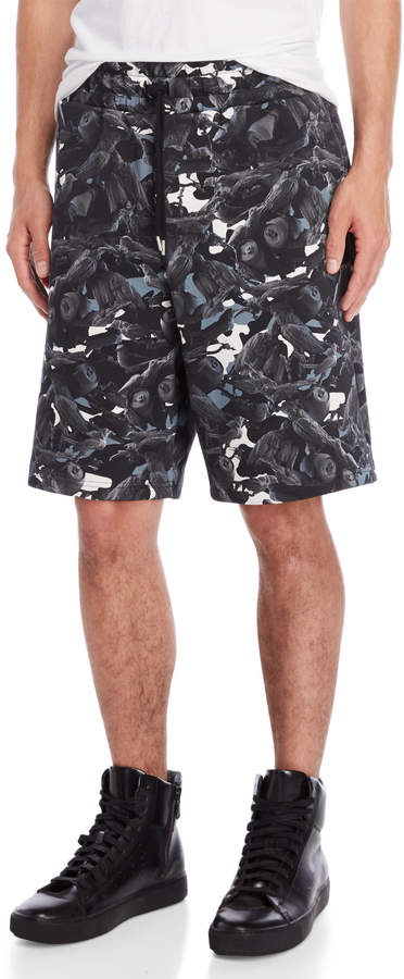 This Is Not Clothing Birds of Paradise Shorts