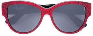Saint Laurent Eyewear Monogram M3 sunglasses