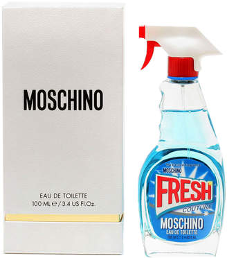 Moschino Women's Fresh Couture 3.4Oz Eau De Toilette