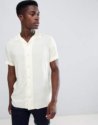 Produkt Revere Collar Short Sleeve Summer Shirt