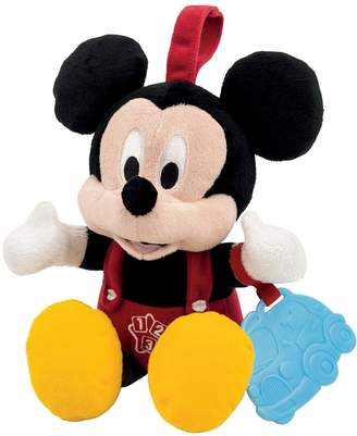 Disney Baby Baby Mickey Cuddle & Learn Plush