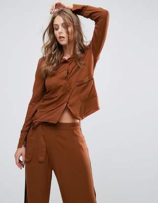 Minimum Pyjama Style Shirt
