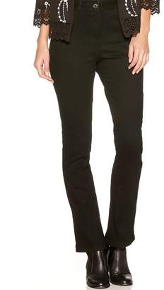 M&Co Slim bootcut jeans