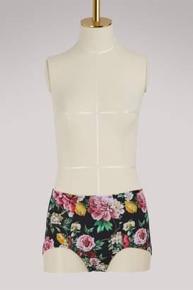 Dolce & Gabbana Floral bikini bottom