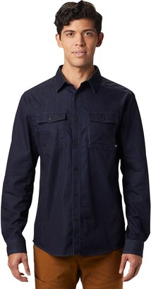 Mountain Hardwear Hardwear Denim Shirt - Men's