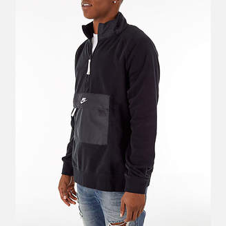 Nike Men's Sportswear Season Half-Zip Jacket