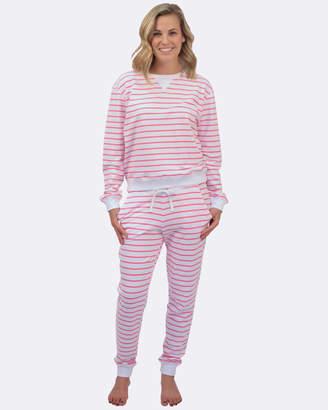 Pink Zebra Women's Sweat Pants