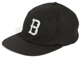 Women's Brixton Wagner Snapback Cap - Black $32 thestylecure.com