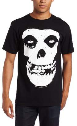 Impact Men's Misfits Skull and Logo Short Sleeve T-Shirt