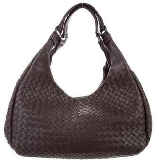 Bottega Veneta Intrecciato Nappa Medium Campana Bag