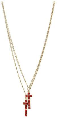 DSQUARED2 Cross Necklace
