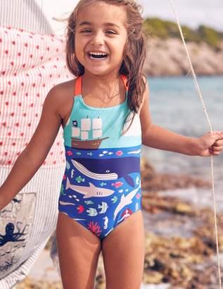 Boden Cross-back Swimsuit